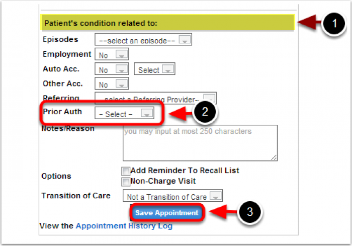 view-edit-appointment-screen